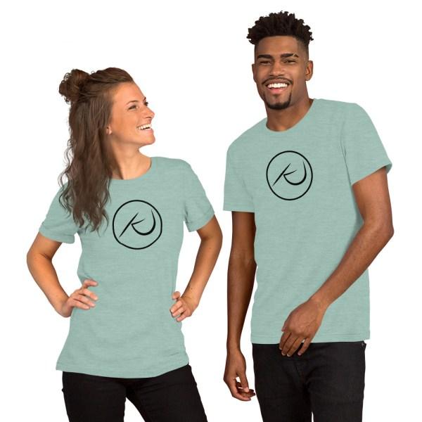 KJ Design Dusty Blue T-Shirt Unisex