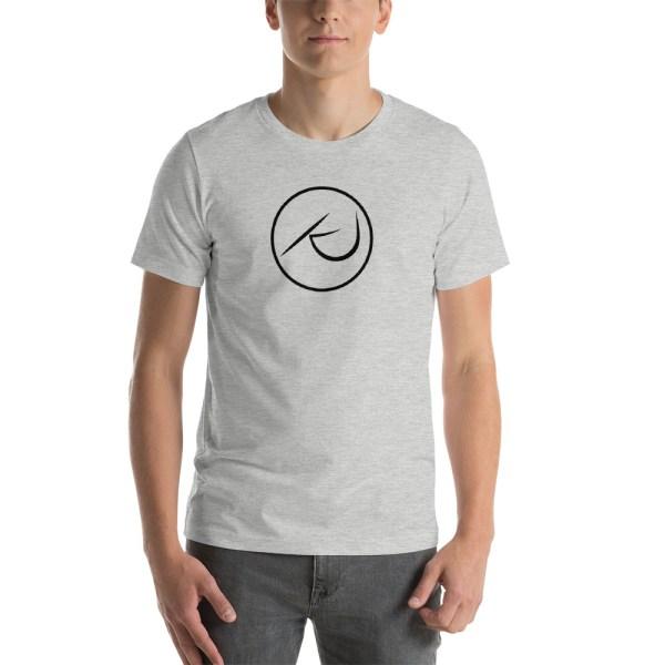 KJ Design Grey T-Shirt