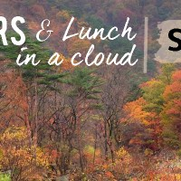 Fall Colors and Lunch in a Cloud at Seoraksan