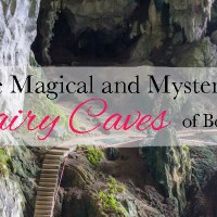 The Magical & Mysterious Fairy Caves of Borneo