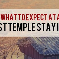 What To Expect From a Buddhist Temple Stay in Korea