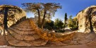"""""""Forty"""" Steps Pano001 © LEVENT ŞEN"""