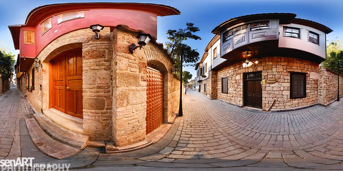 Hamit Efendi Street PhotoSpheres