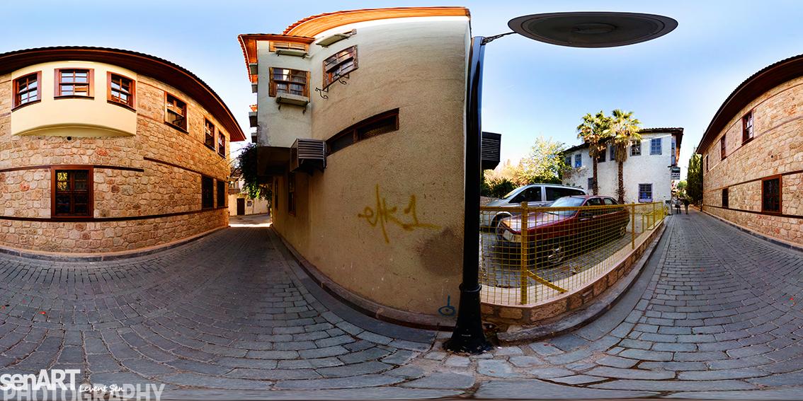 Hamit Efendi Street Panorama – 02
