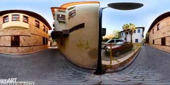 """Hamit Efendi"" Street Pano002 © LEVENT ŞEN"