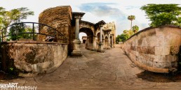 """Hadrian's Gate"" Pano003 ©LEVENT ŞEN"