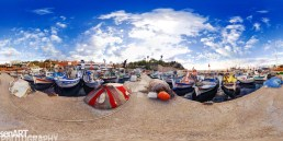 """Old Harbor"" Pano003 © LEVENT ŞEN"