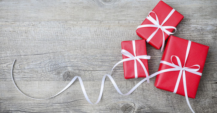 recycler papier cadeau