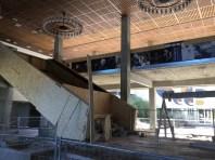 Rénovation Espace des arts