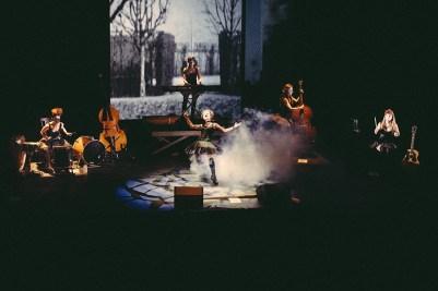 Le spectacle Dakdaughters à l'espace des arts de Chalon sur Saône