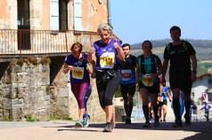 Marathon de le côte chalonnaise 2019, semi-marathon et 10km
