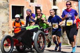 Les coureurs de Josespoir Maladie de Charcot au Marathon de la Côte chalonnaise