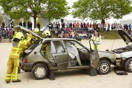 forum-secours-et-sante-2019-simulation-accident-voiture