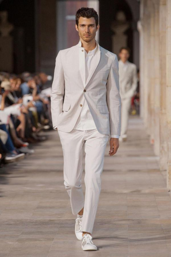 All White Suit