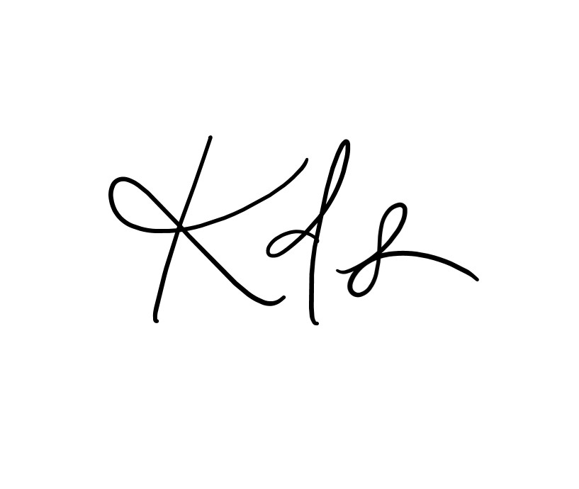 kds signature logo