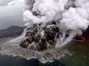 frekuensi erupsi gunung dan gempa bumi