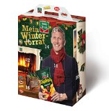 Intersnack Snack Adventskalender, 1er Pack (1 x 685 g)