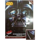 Adventskalender Star Wars, 90g (Motiv: Darth Vader), mit 25 Türchen - für einen Tag mehr Genuss! (3 XL Türchen)