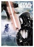 Undercover SWHX8020 - Adventskalender Star Wars, mit 24 Schreibwaren - Überraschungen