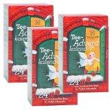 Tee-Adventskalender NEU Sonnentor - 3er Pack