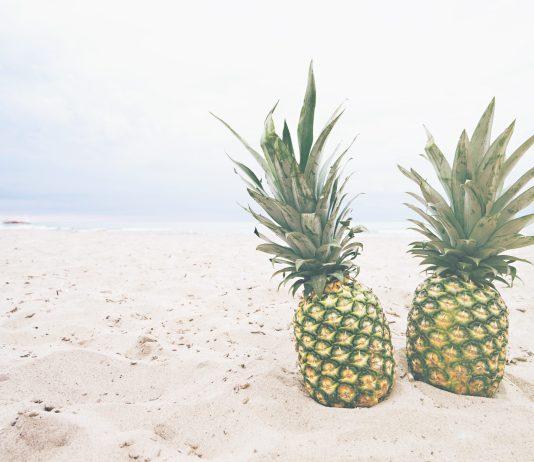 Ananas Emma Lange