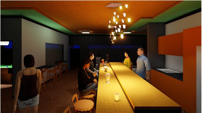 Contemporary/Modern Lighting Fixture Design By Architect Kaleab Matiwos.
