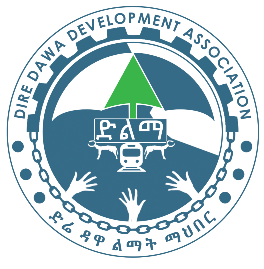 Logo Design For Dire Dawa Development Association (Architect Kaleab Matiwos)