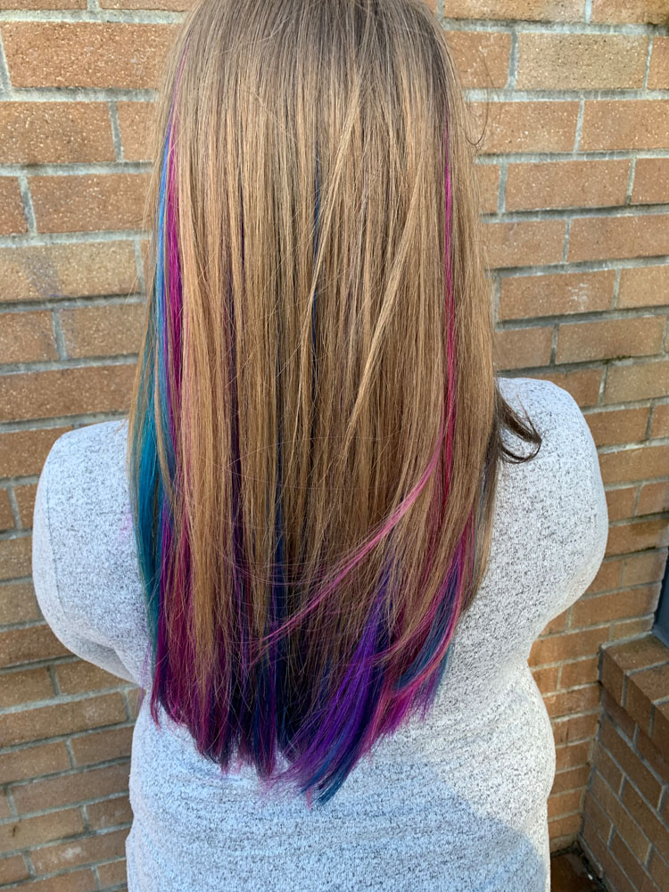 Beautiful, Affordable Custom Hair Coloring | Seattle & Bellevue Area