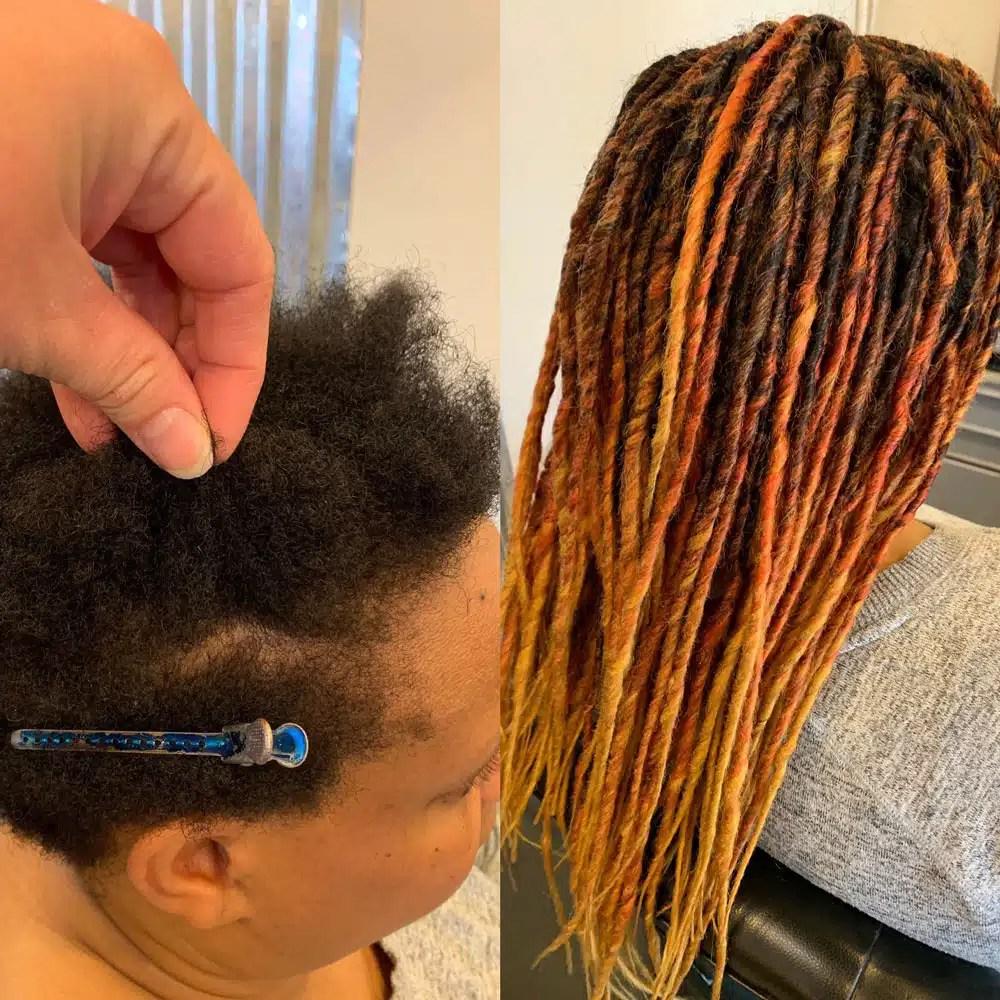 Expert Dreadlocks and Hair Coloring Salon Serving Seattle & Bellevue | Kaleylocks