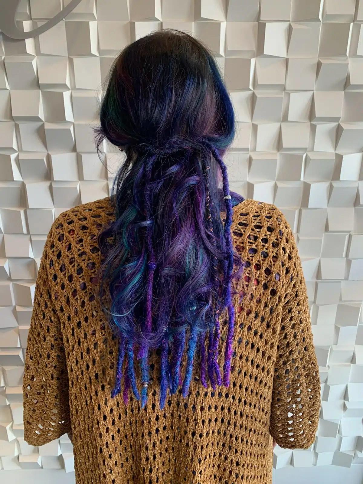 Mermaid Hair in Mercer Island
