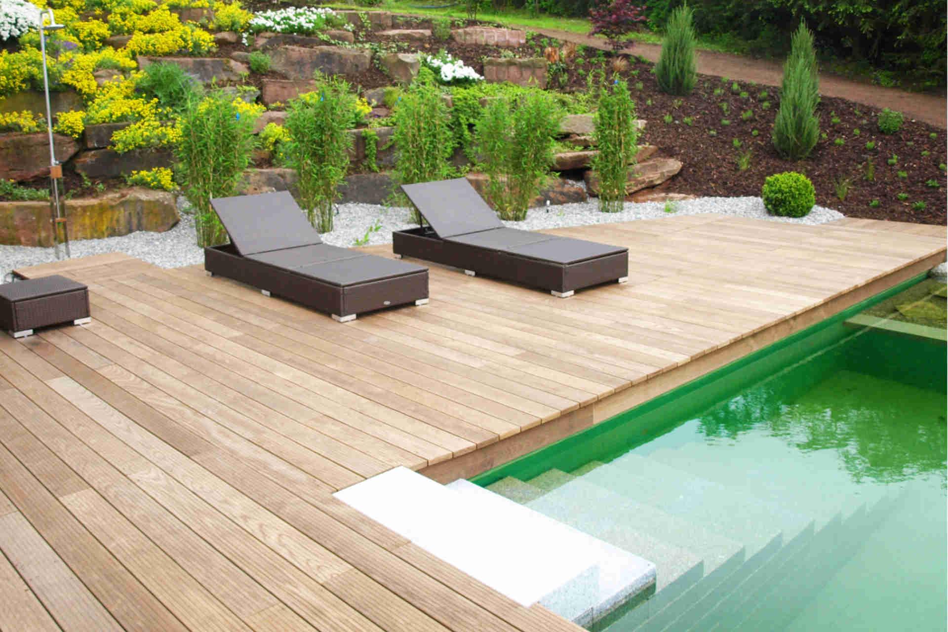 Garten Holzterrasse   Terrasse Bruckmeier Garten Und Landschaftsbau