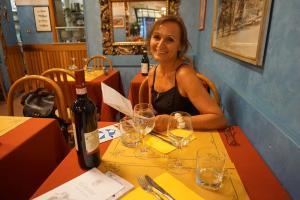 Florenz, Abendessen