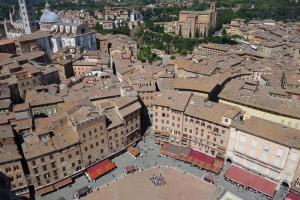 Siena, Rathausplatz
