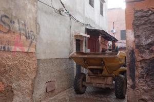 Marrakesh, Gegenverkehr