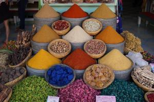 Marrakesh, Gewürze
