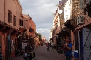 Marrakesh, Strassenbild