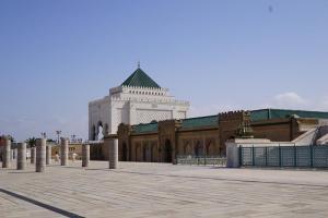 Rabat, Mausolemum