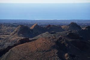 Lanzarote, jugendliche Vulkane