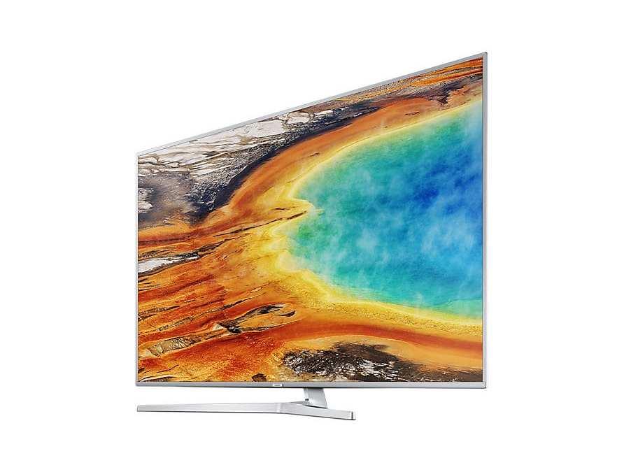 Mine inntrykk  av Samsung 75MU7005/8005 og 82MU7005 2017 modeller.