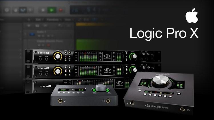 Logic Pro X