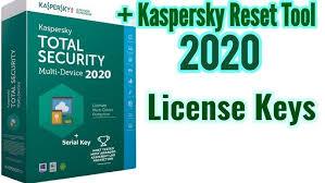 Kaspersky Antivirus 2020 License Key