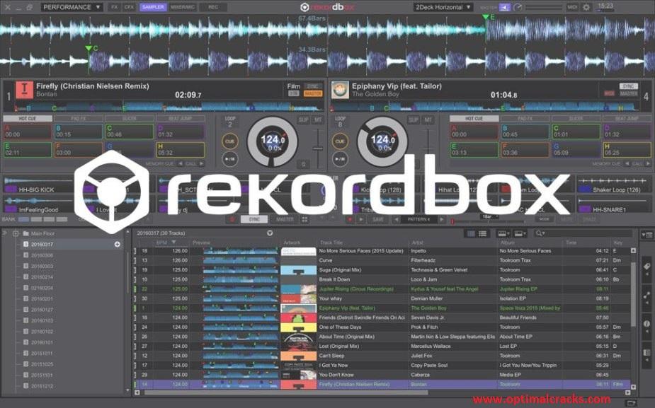 Rekordbox DJ 5
