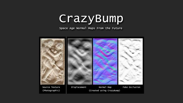 CrazyBump 2021 Full Crack With License Code [Review] Free Download