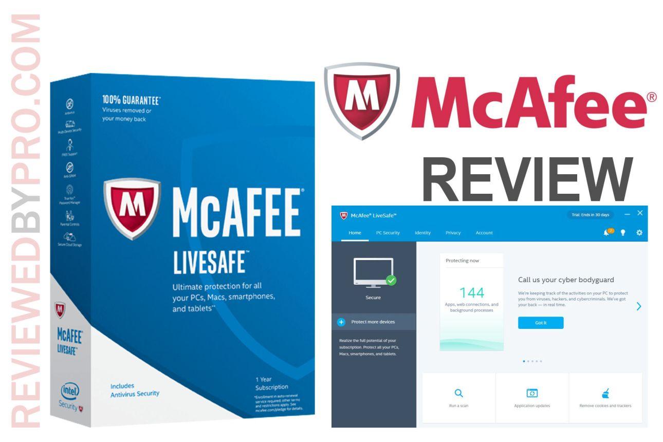 McAfee Livesafe Internet Security
