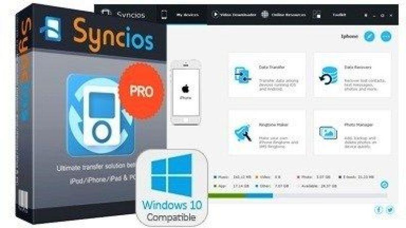 Syncios Pro Ultimate
