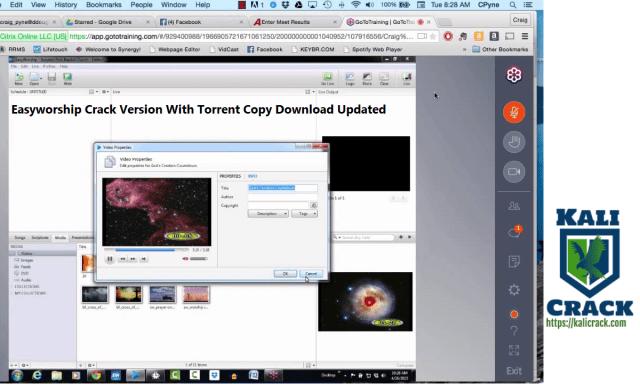 Easyworship Crack Version With Torrent Copy Download Updated