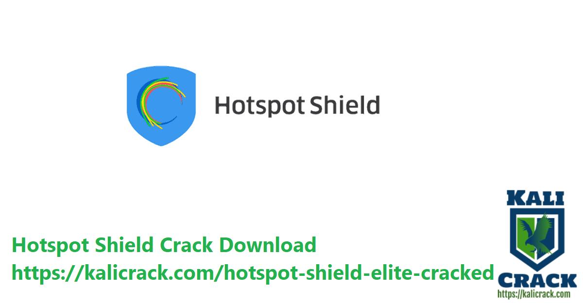 Hotspot Shield Crack Download