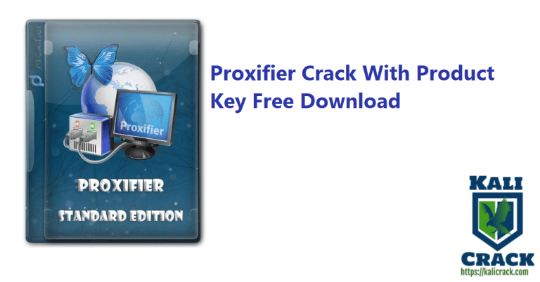 Proxifier 4.05 Crack With Product Key Free Download [2022]