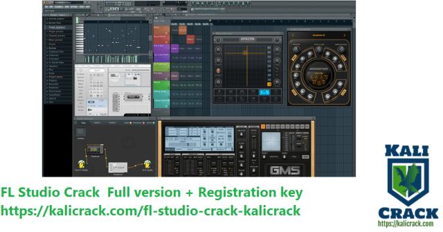 FL Studio Crack Full version + Registration key