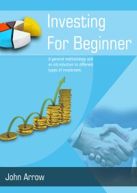 Book Cover Page Design  Investing for Beginner ...